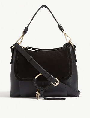 SEE BY CHLOE Joan leather shoulder bag