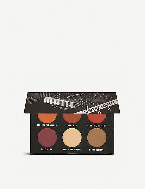 ZOEVA Matte Eyeshadow Travel Palette
