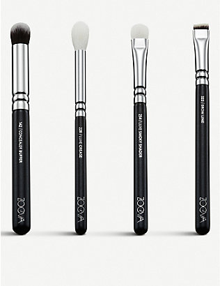 ZOEVA: Voyager Travel Brush Set