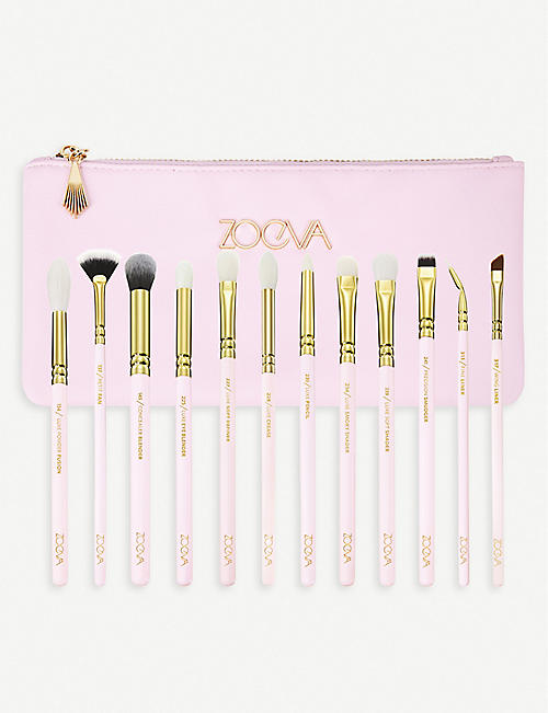 ZOEVA: Screen Queen Complete eye brush set
