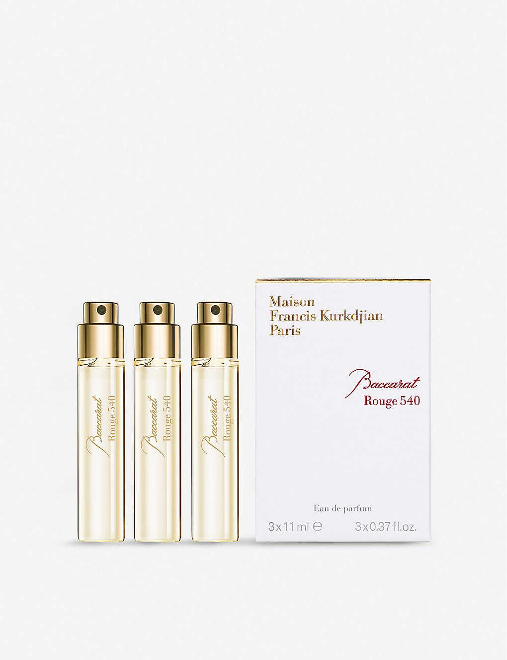 Baccarat Rouge 20 eau de parfum refills 20 x 20ml