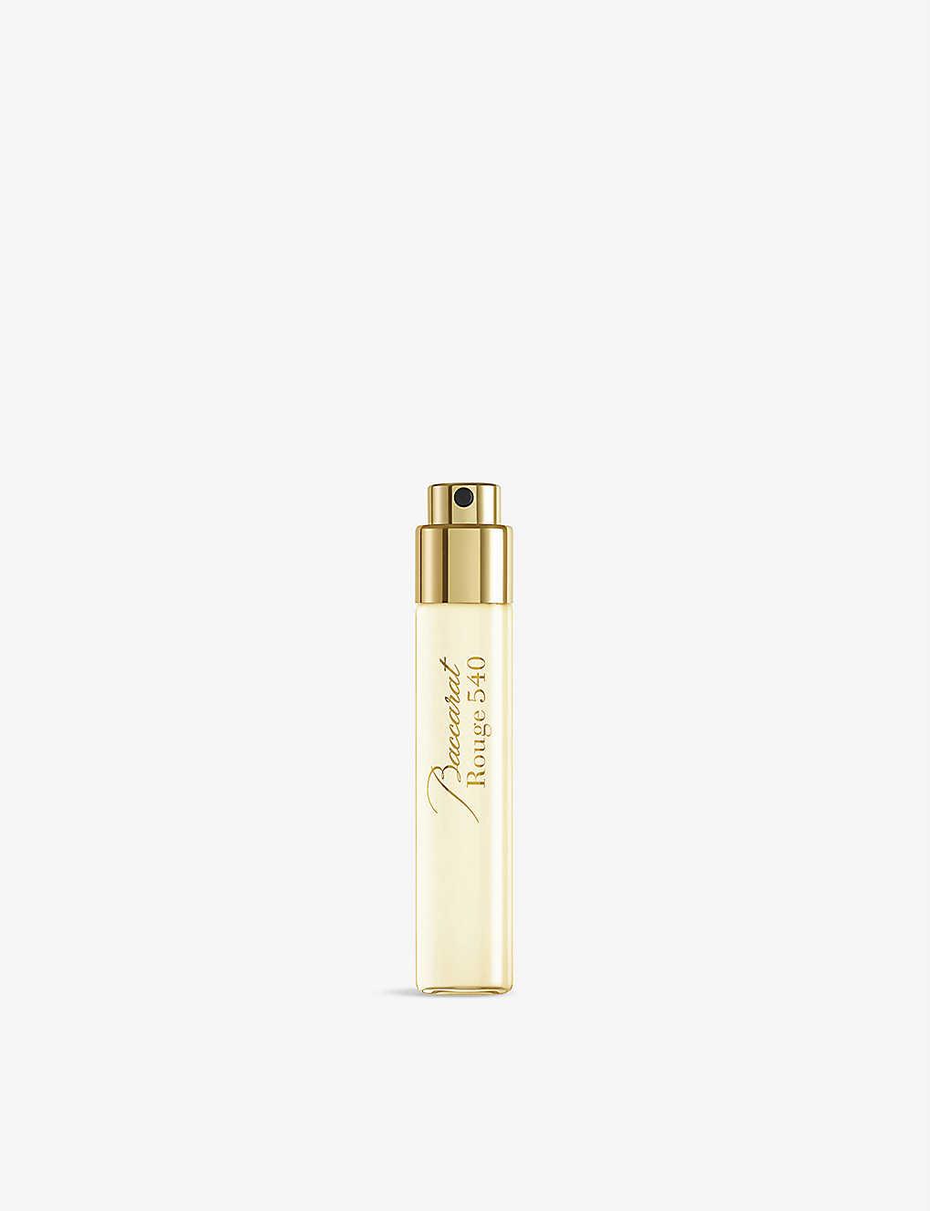 MAISON FRANCIS KURKDJIAN   Baccarat Rouge 20 eau de parfum travel ...