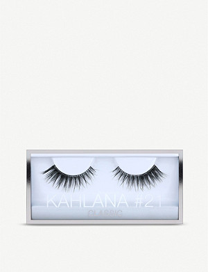 HUDA BEAUTY Classic Kahlana lashes #21