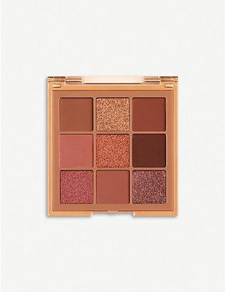 HUDA BEAUTY: Mini NUDE Obsession eyeshadow palette 10g