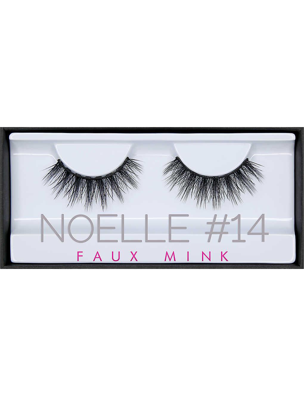 35782c23fb0 HUDA BEAUTY - Noelle Faux Mink lashes #14   Selfridges.com
