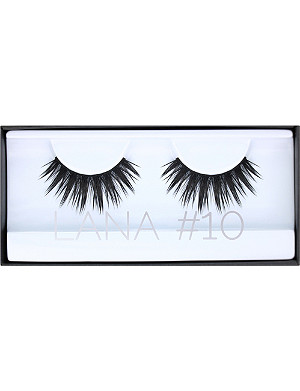 HUDA BEAUTY Lana Classic Lashes #10