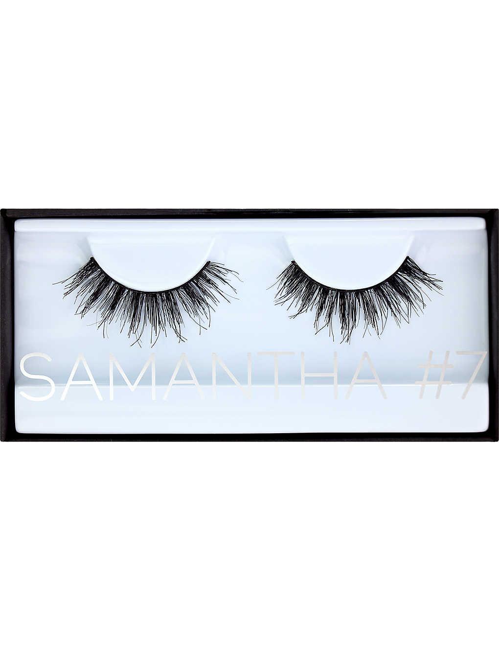 61e2c8370b8 HUDA BEAUTY - Samantha Classic Lashes #7 | Selfridges.com