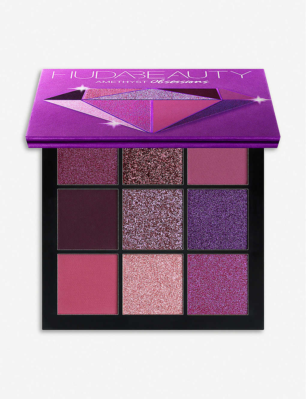 HUDA BEAUTY: Obsessions Eyeshadow Palette