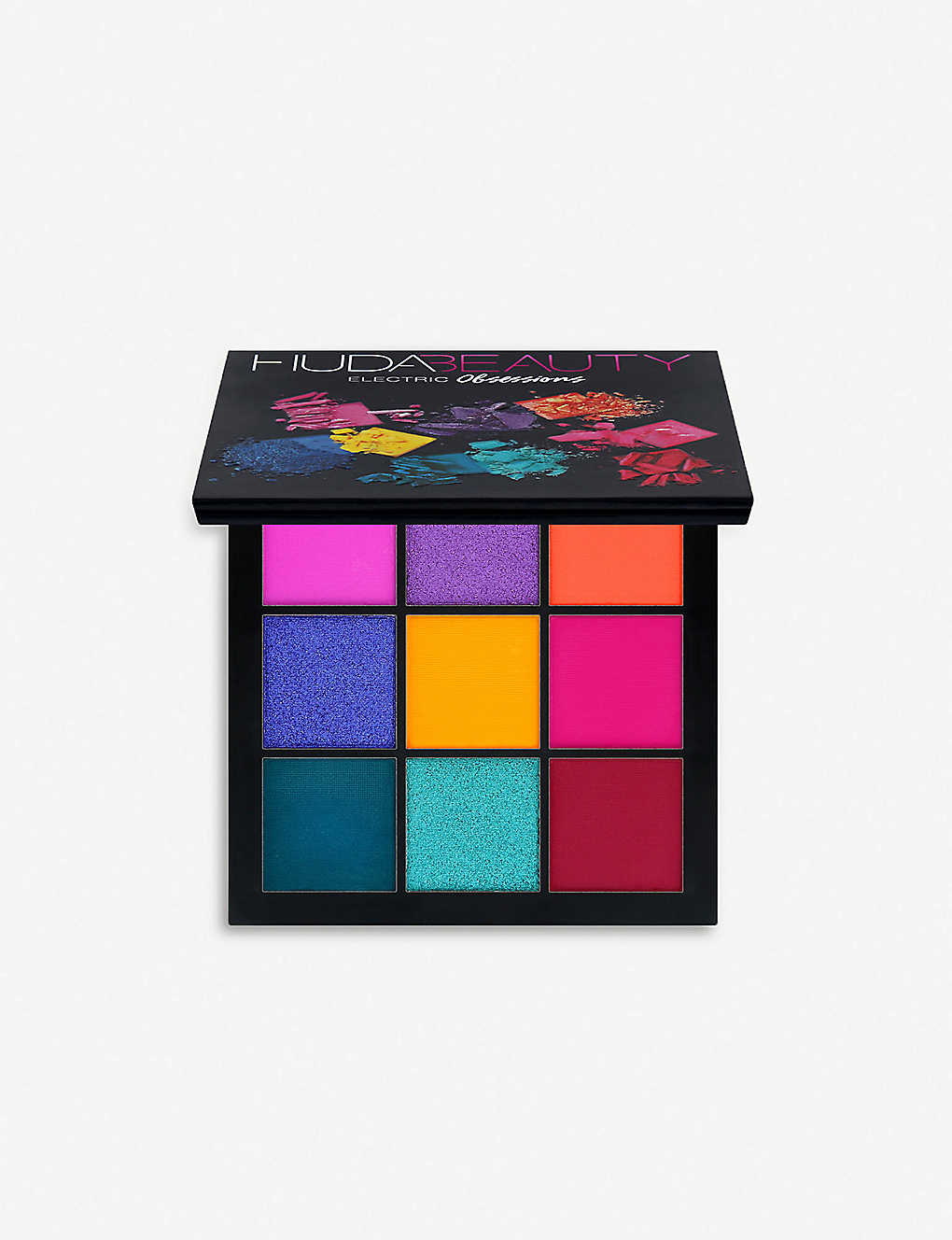 HUDA BEAUTY: Electric Obsessions Palette