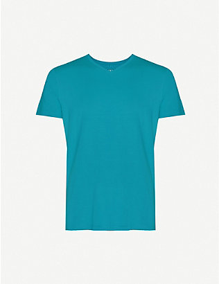 DEREK ROSE: Basel stretch-modal T-shirt