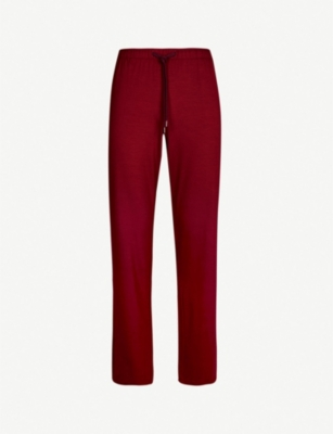 DEREK ROSE stretch-jersey pyjama bottoms