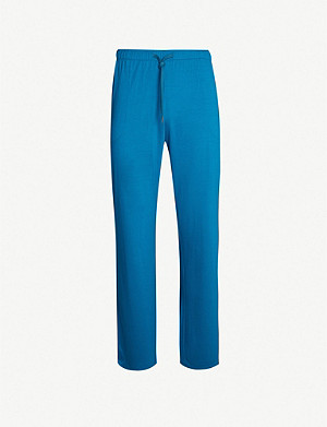 DEREK ROSE Basel stretch-jersey pyjama bottoms
