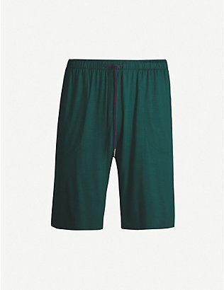 DEREK ROSE: Basel stretch-jersey shorts