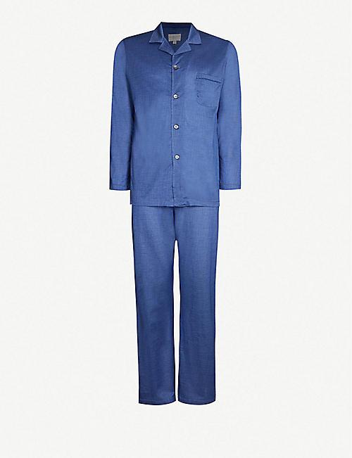 9a86d9d79a DEREK ROSE - Pyjamas sets - Nightwear   loungewear - Clothing - Mens ...