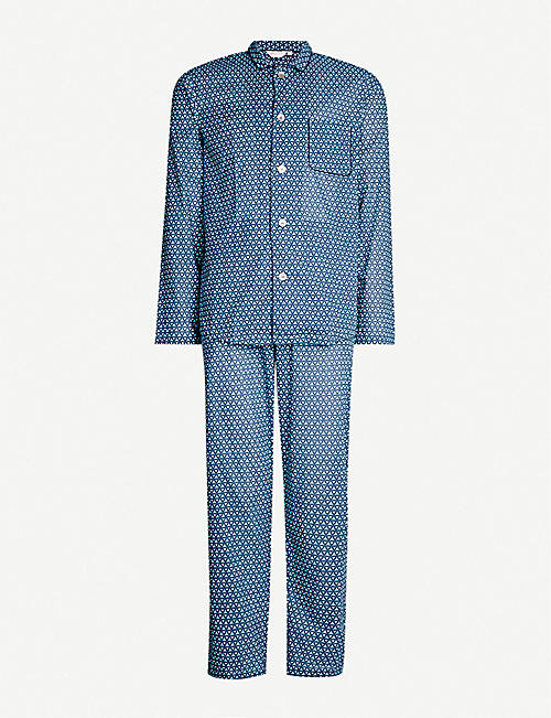 2e339349fc2 Pyjamas sets - Nightwear   loungewear - Clothing - Mens - Selfridges ...