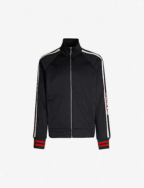 351d71c62 GUCCI - Coats & jackets - Clothing - Mens - Selfridges | Shop Online
