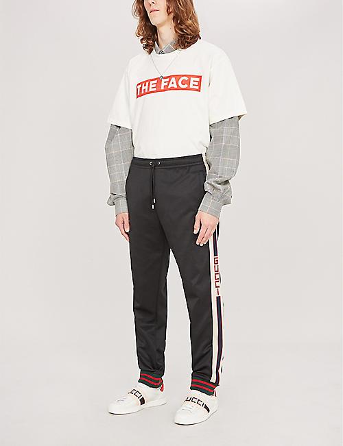 e28a06d4b47205 Gucci Men's - T-shirts, Wallets, shoes & more | Selfridges