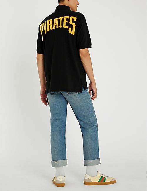 d5e933ef8 GUCCI - Tops & t-shirts - Clothing - Mens - Selfridges | Shop Online