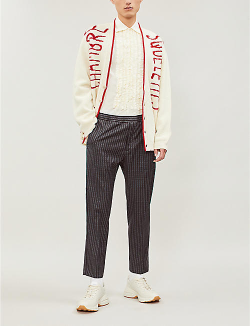 67cde24ab06 Gucci Men's - T-shirts, Wallets, shoes & more | Selfridges