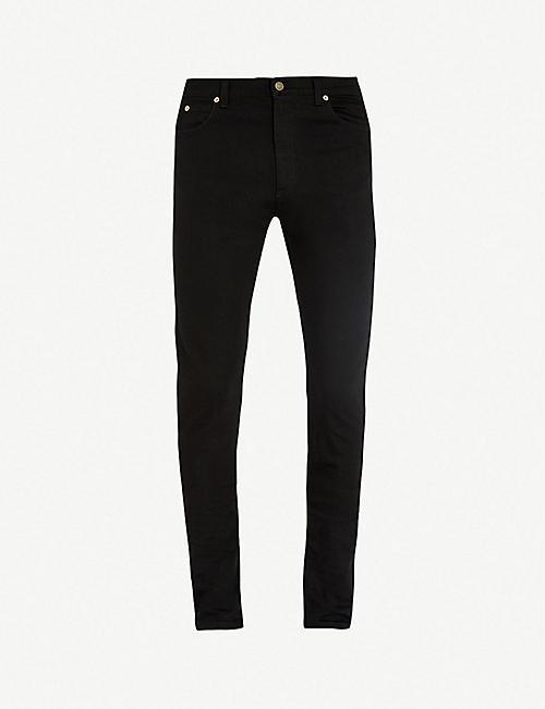 4d0766f1c GUCCI Slim-fit super-skinny jeans