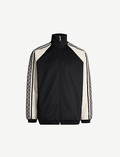 b64843b07 GUCCI - Coats & jackets - Clothing - Mens - Selfridges | Shop Online