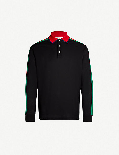 5d826ff5 Long sleeve - Polo shirts - Tops & t-shirts - Clothing - Mens ...