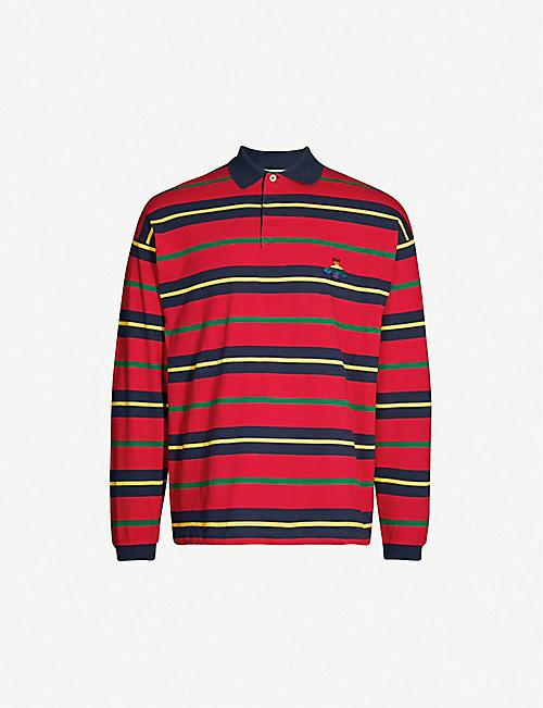 adfea0ee226a5 GUCCI - Long sleeve - Polo shirts - Tops   t-shirts - Clothing ...