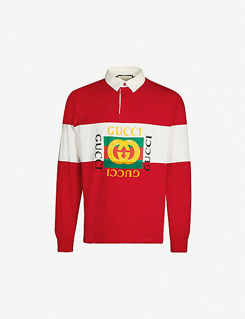 Gucci Clothing Mens Selfridges Shop Online