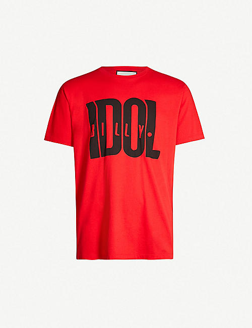 53d3dfdff Gucci T-shirts - Polo Shirts & Sweatshirts | Selfridges