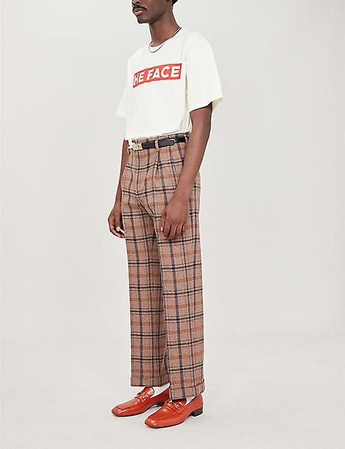 28415084bd27 Gucci Men's - T-shirts, Wallets, shoes & more | Selfridges