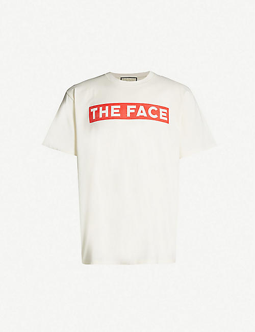 4cc795a2 Gucci Men's - T-shirts, Wallets, shoes & more | Selfridges
