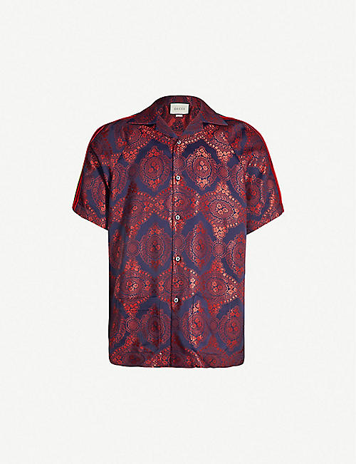fe416349 Gucci Men's - T-shirts, Wallets, shoes & more | Selfridges