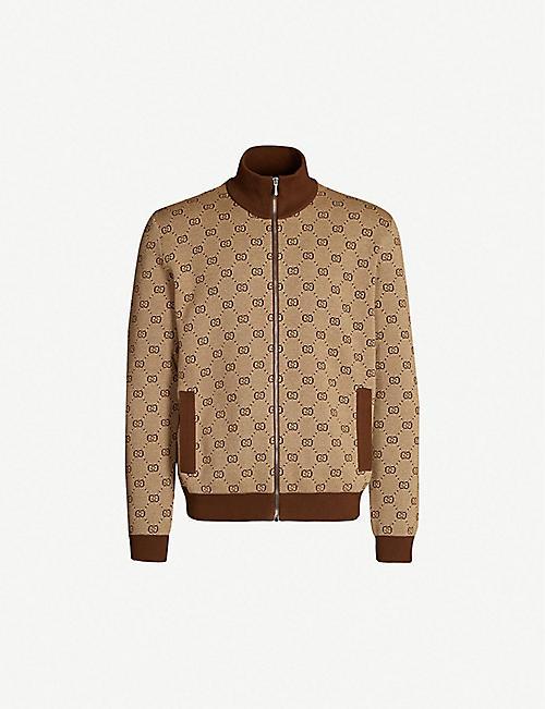 b0a92f828167 GUCCI - Coats & jackets - Clothing - Mens - Selfridges | Shop Online