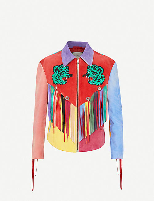 da2d6a890 GUCCI - Coats & jackets - Clothing - Mens - Selfridges | Shop Online