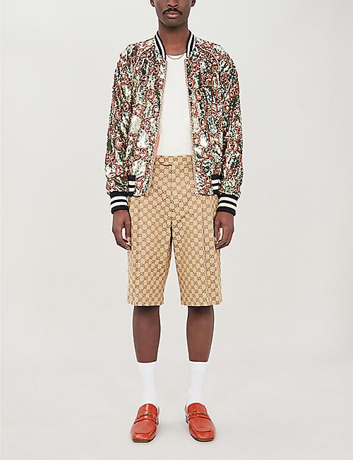 cc87169d05 Gucci Men's - T-shirts, Wallets, shoes & more | Selfridges