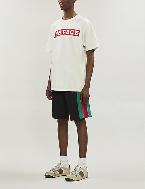 1ee92ed1289b Gucci Men's - T-shirts, Wallets, shoes & more | Selfridges
