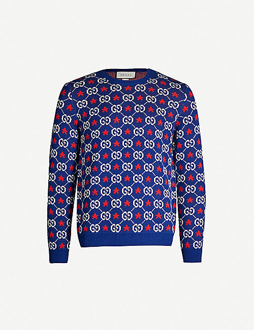 7fa7948f Jumpers - Knitwear - Clothing - Mens - Selfridges | Shop Online