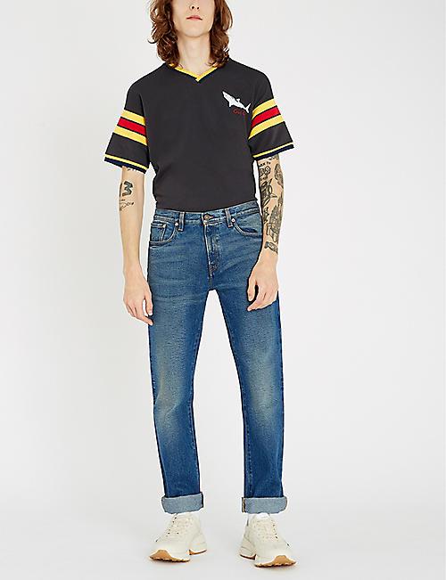 e4422927 Gucci Men's - T-shirts, Wallets, shoes & more | Selfridges