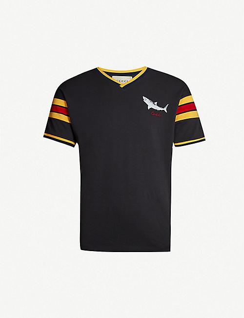 Gucci Men s - T-shirts, Wallets, shoes   more   Selfridges e64512624d