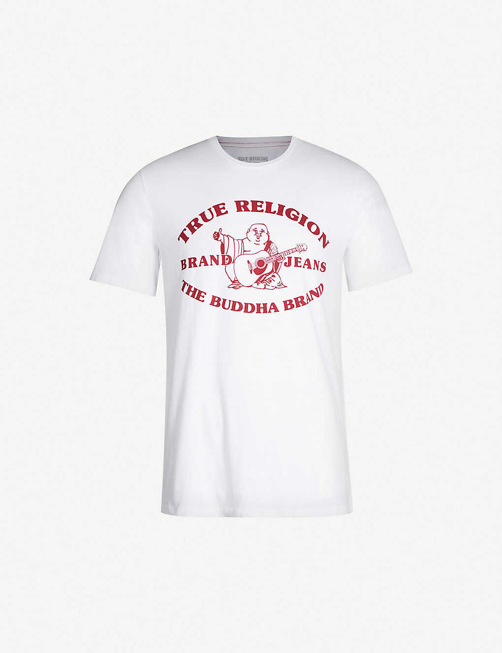 ccd91d12b TRUE RELIGION - Heritage Buddha graphic T-shirt