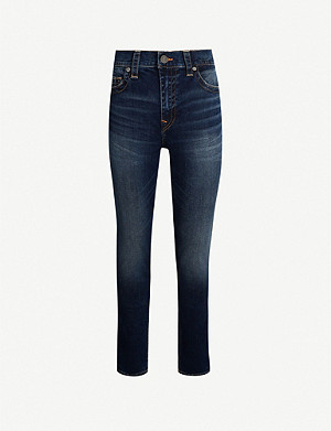 TRUE RELIGION Jack No Flap skinny jeans