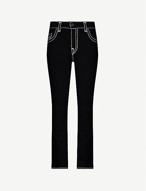 1b04443da TRUE RELIGION Rocco slim-fit skinny jeans
