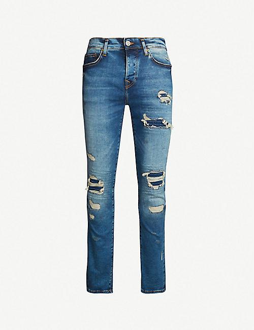 TRUE RELIGION - Jeans - Clothing - Mens - Selfridges  e4377e78fd16