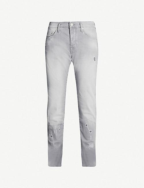 1df31e9a15 TRUE RELIGION Rocco Comfort skinny jeans