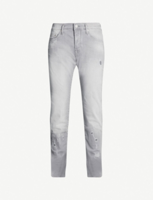 TRUE RELIGION Rocco Comfort skinny jeans
