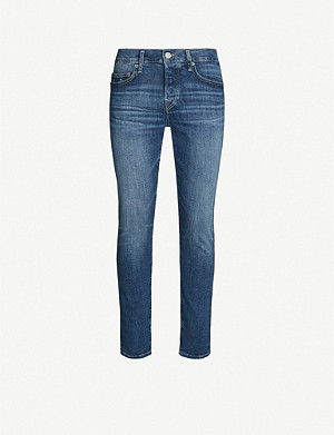 TRUE RELIGION Rocco slim fit stretch-denim jeans