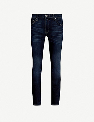 PAIGE Croft super skinny fit stretch-denim jeans