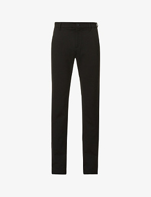 PAIGE Stafford stretch-jersey trousers