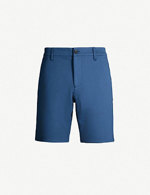 PAIGE Rickson stretch-jersey shorts