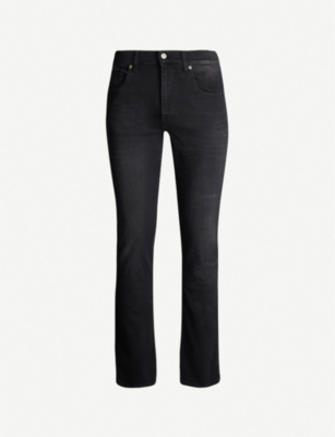 7 FOR ALL MANKIND Slimmy Weightless slim-fit tapered jeans
